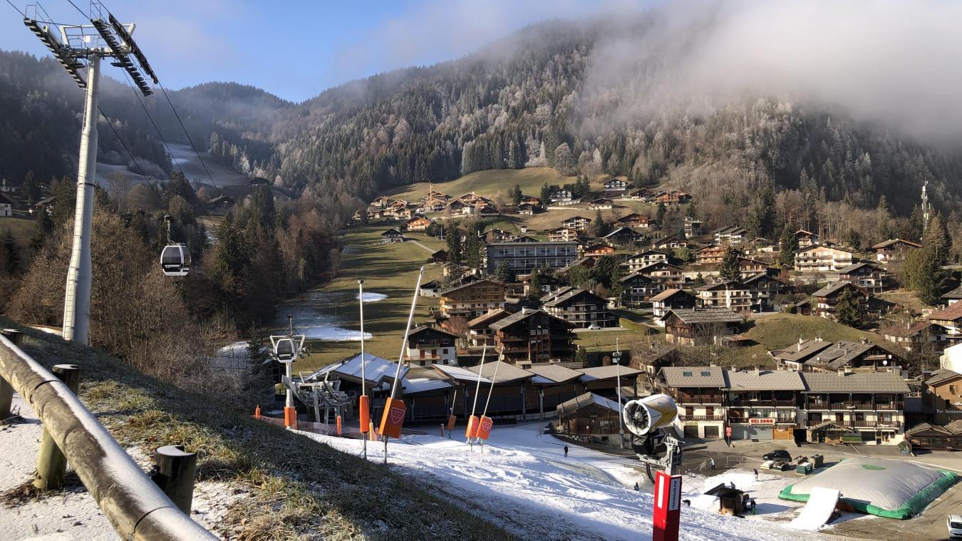 Les remontées mécaniques fermées jusqu'au 20 janvier, tous les acteurs de la montagne restent solidaires pour la clientèle de fin d'année.