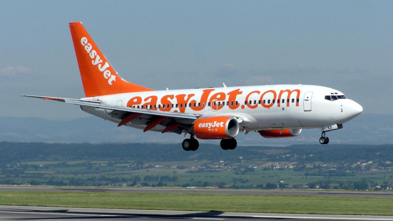 EasyJet réduit la taille autorisée pour les bagages cabine