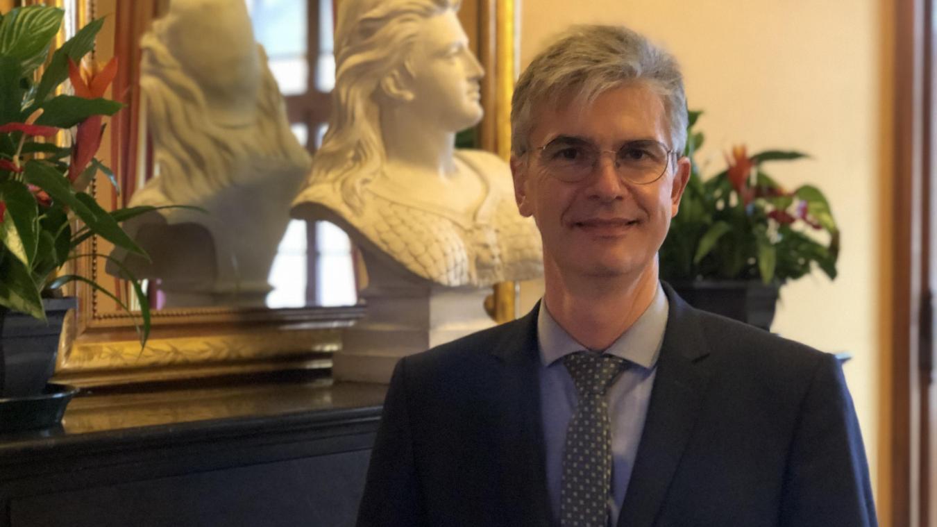 «Il faut savoir que l'on a dû demander à Monsieur Wosko de régulariser certaines choses pour pouvoir candidater», souligne Christophe Arminjon, maire de Thonon.