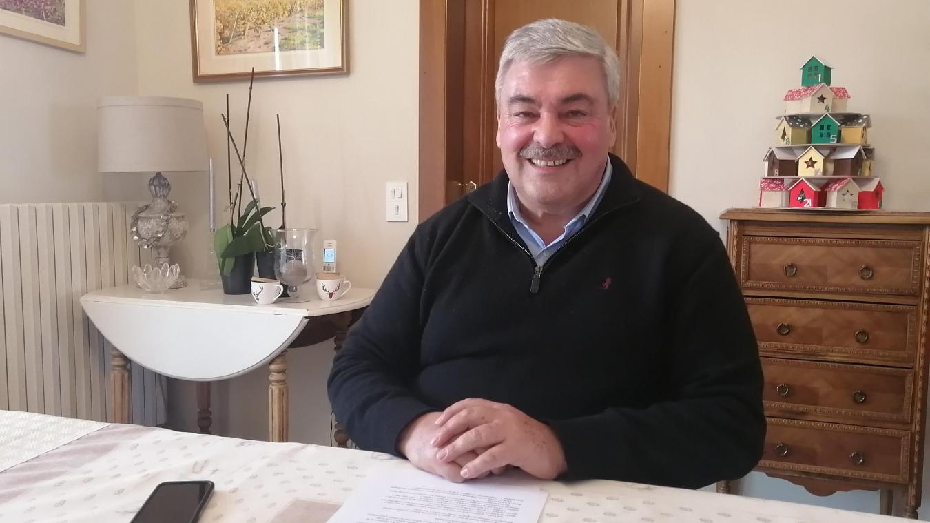 Bernard Vioud regrette la manière dont se déroule le départ de Publier de la CCPEVA.