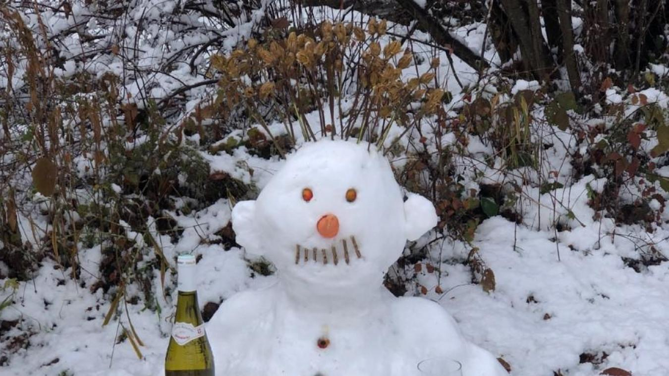 Agglo Albertville : la saison des bonhommes de neige est déclarée ouverte !