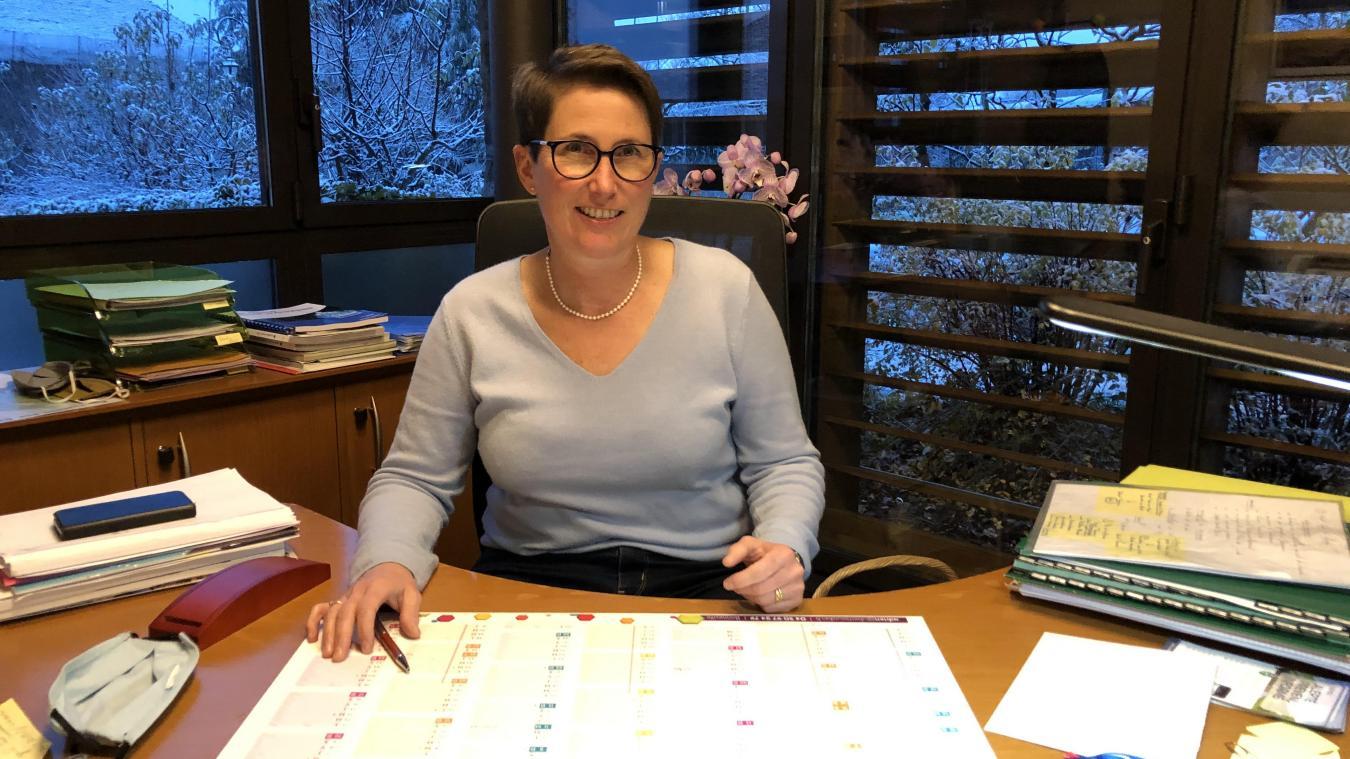 Dès son arrivée à la mairie, Aline Watt-Chevallier a souhaité moderniser la communication municipale, pour mieux informer ses concitoyens.