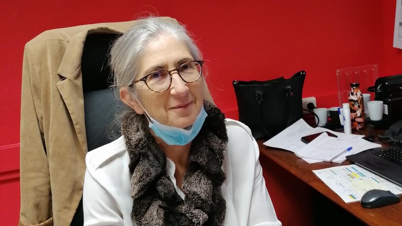 Jacqueline Puthet dirige deux ehpad dans le pays bellegardien.