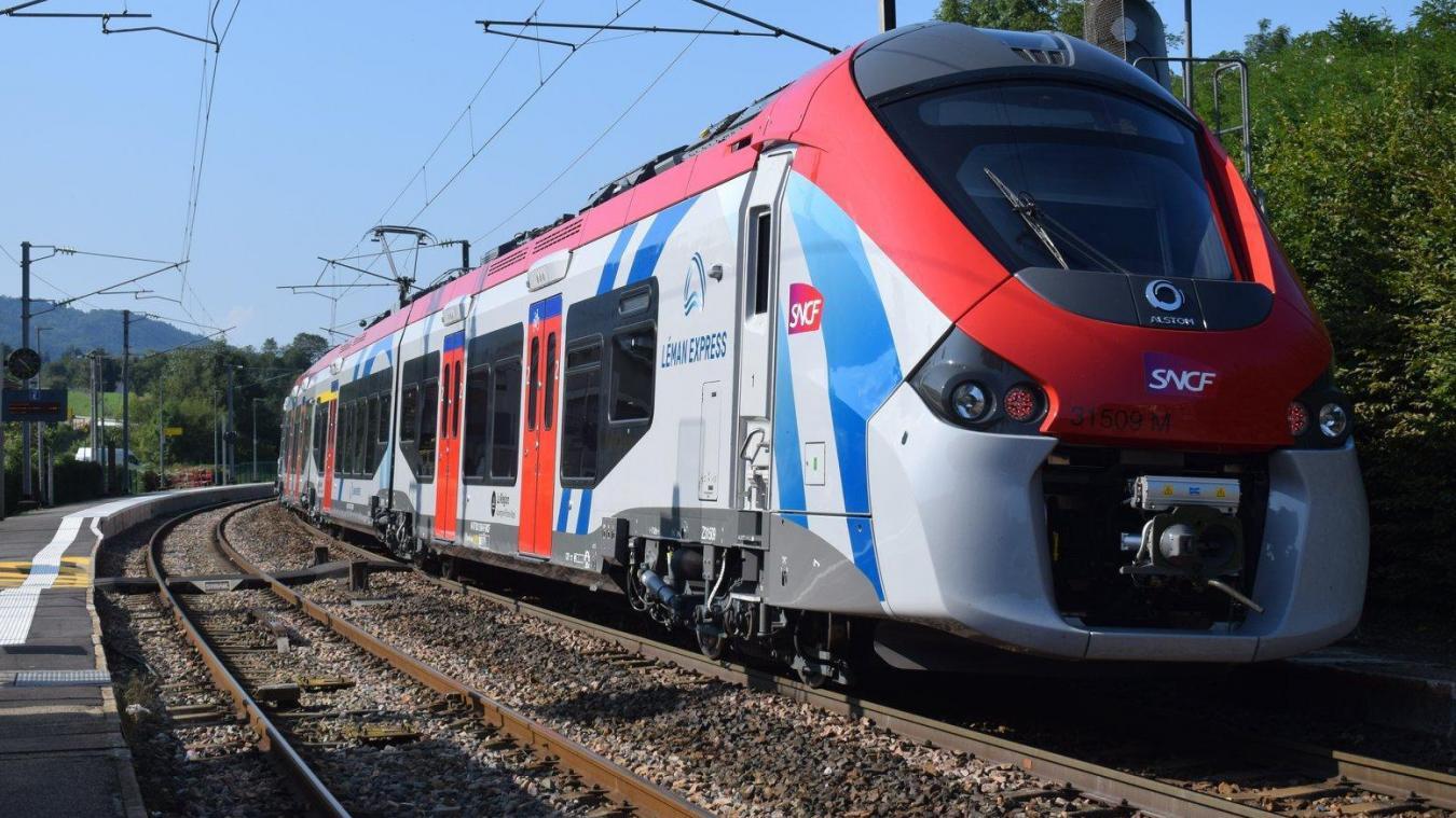 Les usagers interrogés ont constaté une vraie amélioration dans les services proposés par le Léman Express.