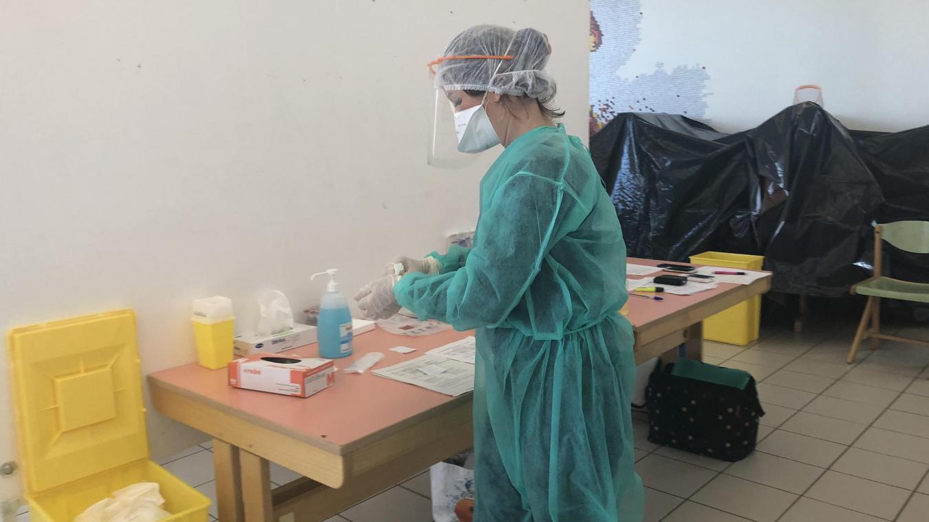 Après Douvaine, la commune de Sciez accueillera, elle aussi, un centre de dépistage.