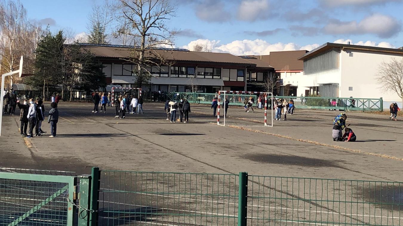 Drame au collège de Bons-en-Chablais : une cellule d'écoute mise en place pour les élèves et professeurs