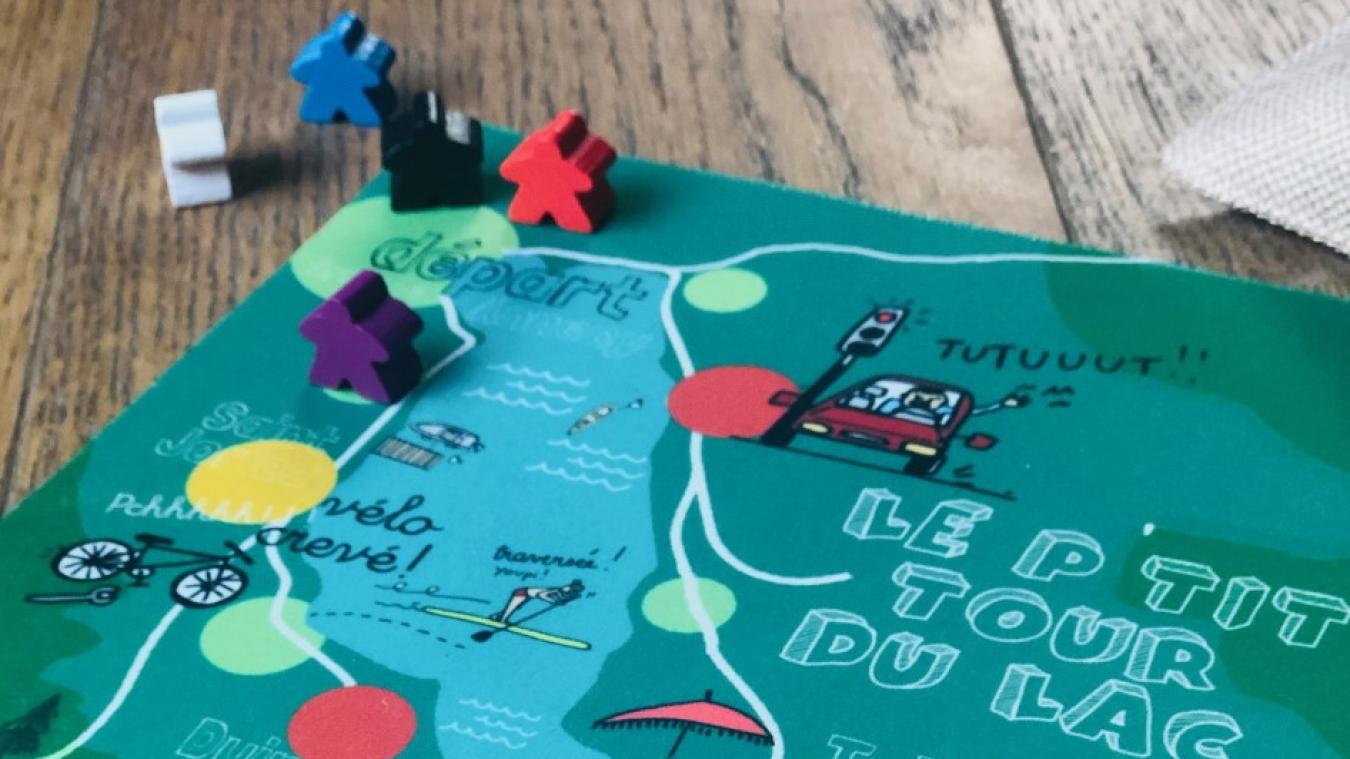 Le jeu Le P'tit tour du lac d'Annecy est accessible pour tous les âges.