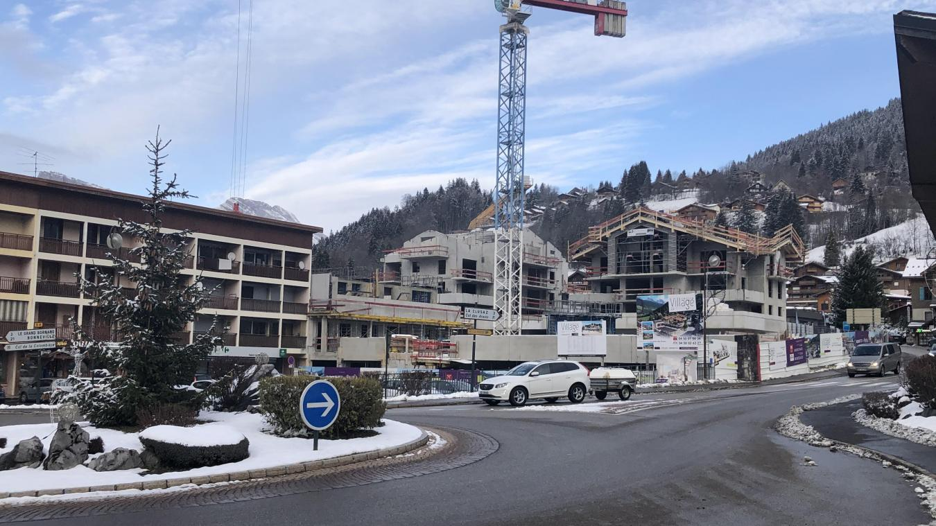 Saint-Jean-de-Sixt : où en est-on du réaménagementdu centre-bourg ?