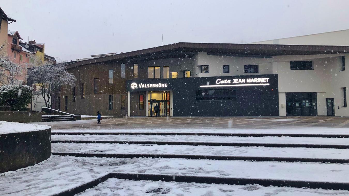 Le centre Jean-Marinet, un des lieux majeurs pour le tissu associatif valserhônois.