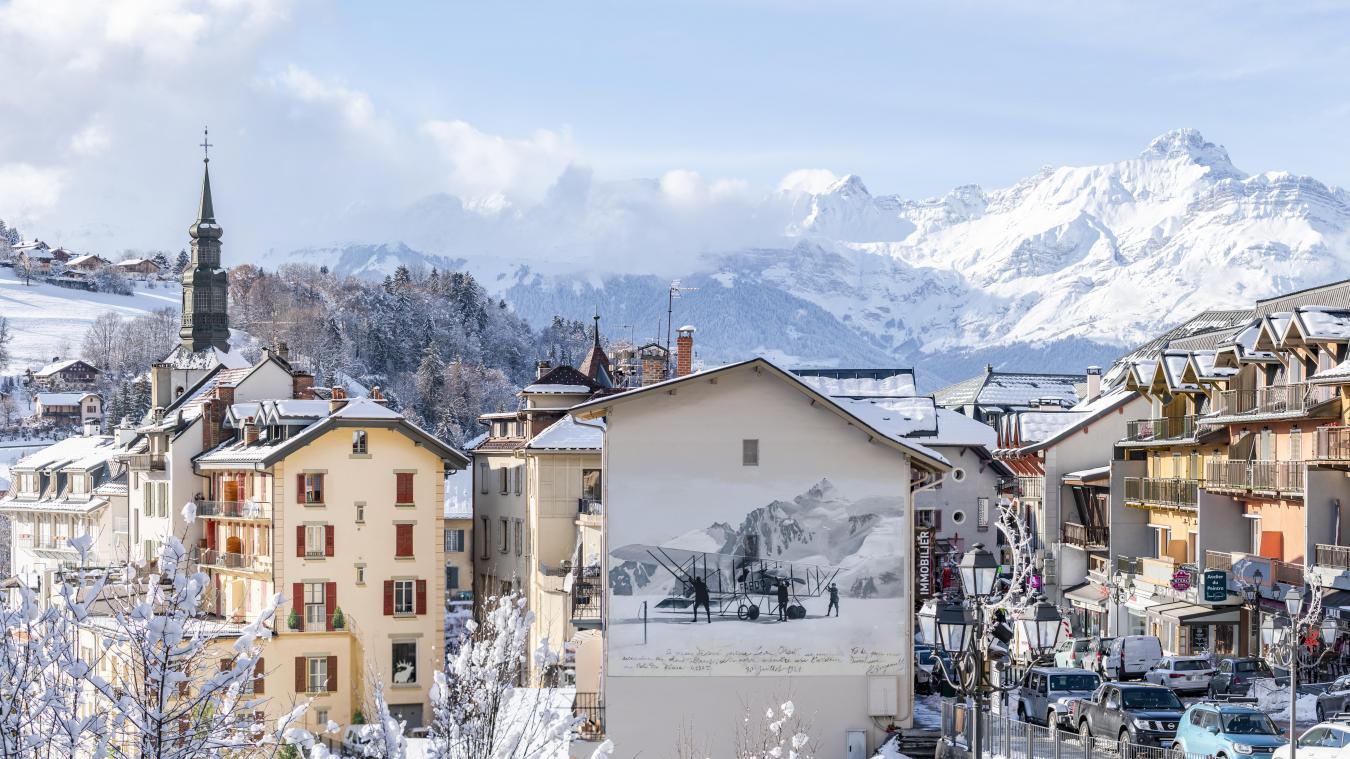 A Saint-Gervais-les-Bains, la plupart des hôtels restent ouverts.