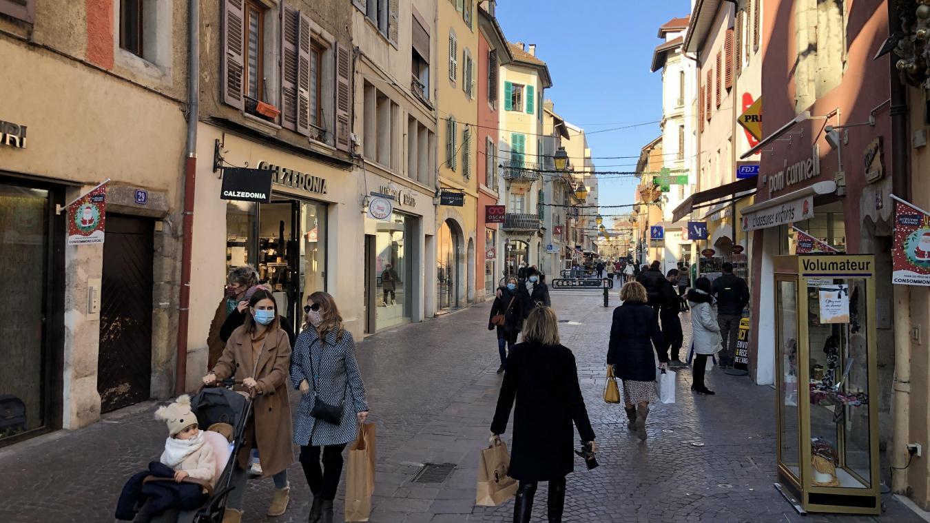 Avec son dernier outil, le Grand Annecy ambitionne de convertir les commerçants locaux (dont la moitié ne sont pas présents sur internet) aux bienfaits du web.