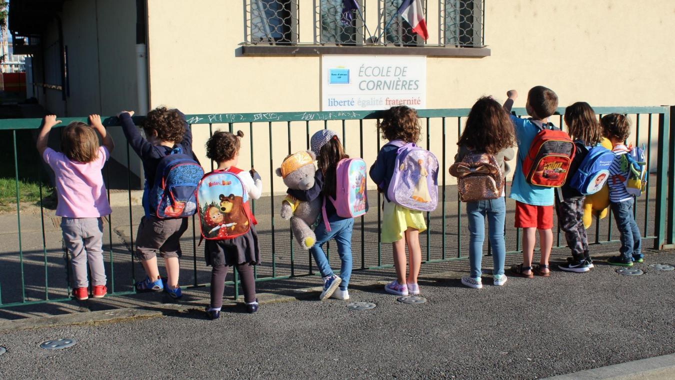 A Ville-la-Grand, les maternelles de l'école de Cornières (environ 70 enfants) vont être transférés aux Pottières, un établissement qui compte 9 classes dont 6 occupées, à la rentrée 2021.