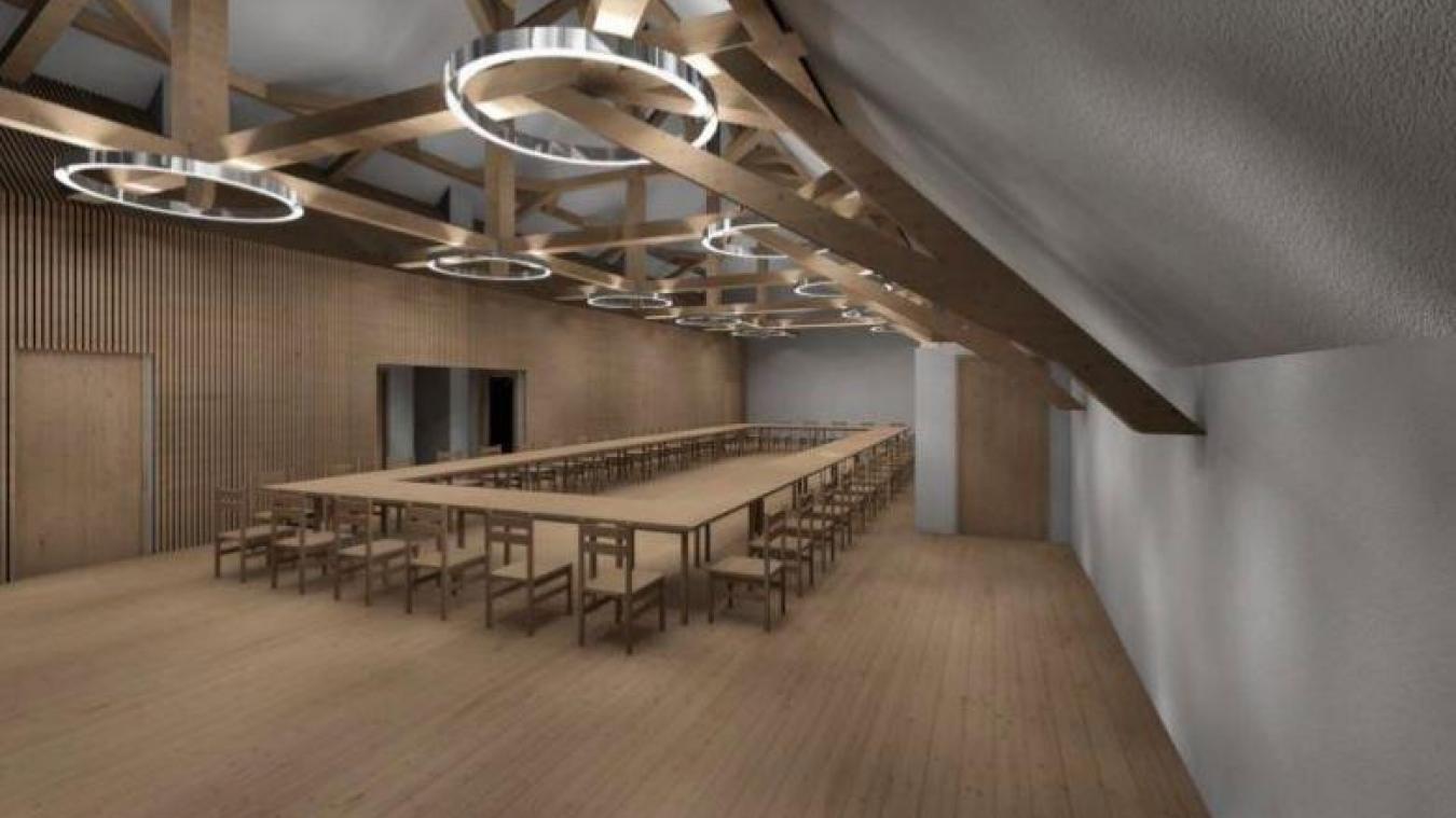 Vieillissant, l'hôtel de ville de Bonneville va connaître une rénovation historique