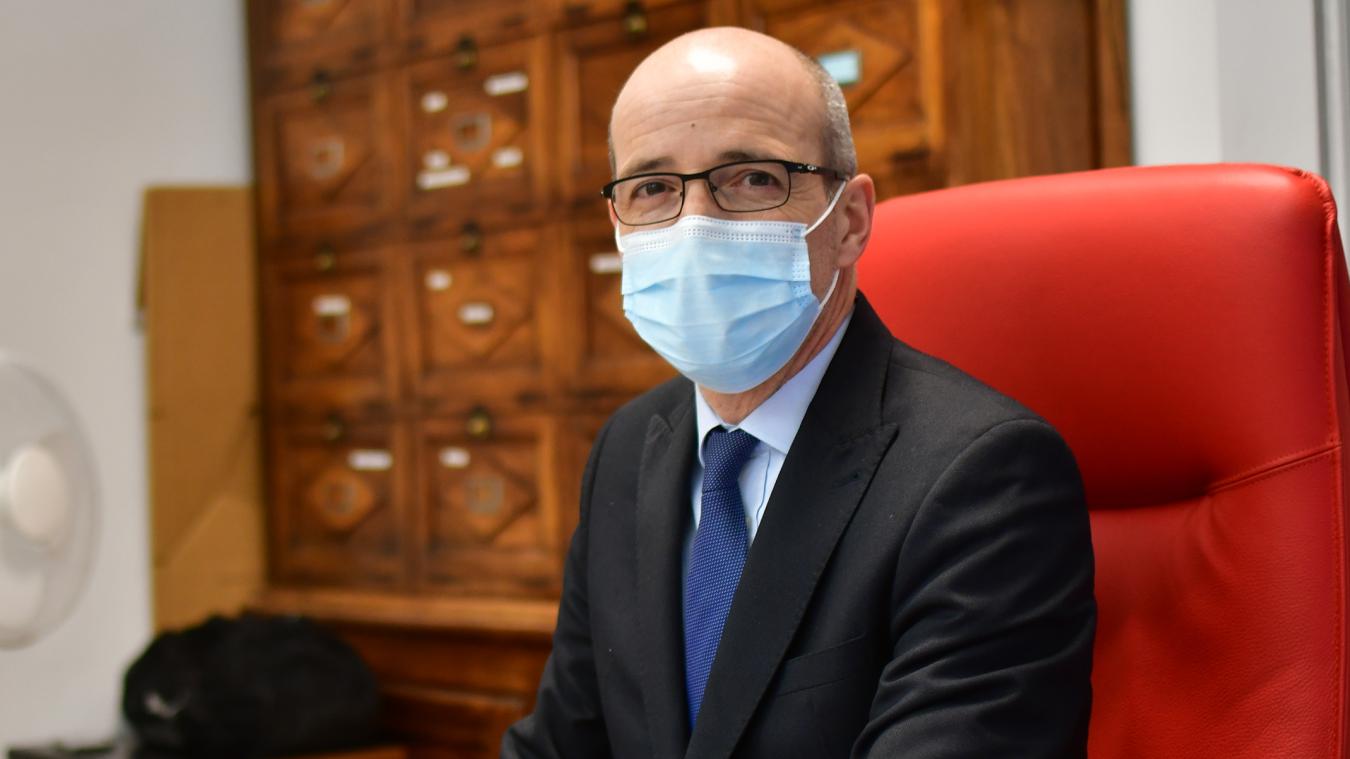 Pierre-Yves Michau, 57 ans, avait occupé le poste de procureur à Privas avant d'arriver à Chambéry, en novembre 2019.