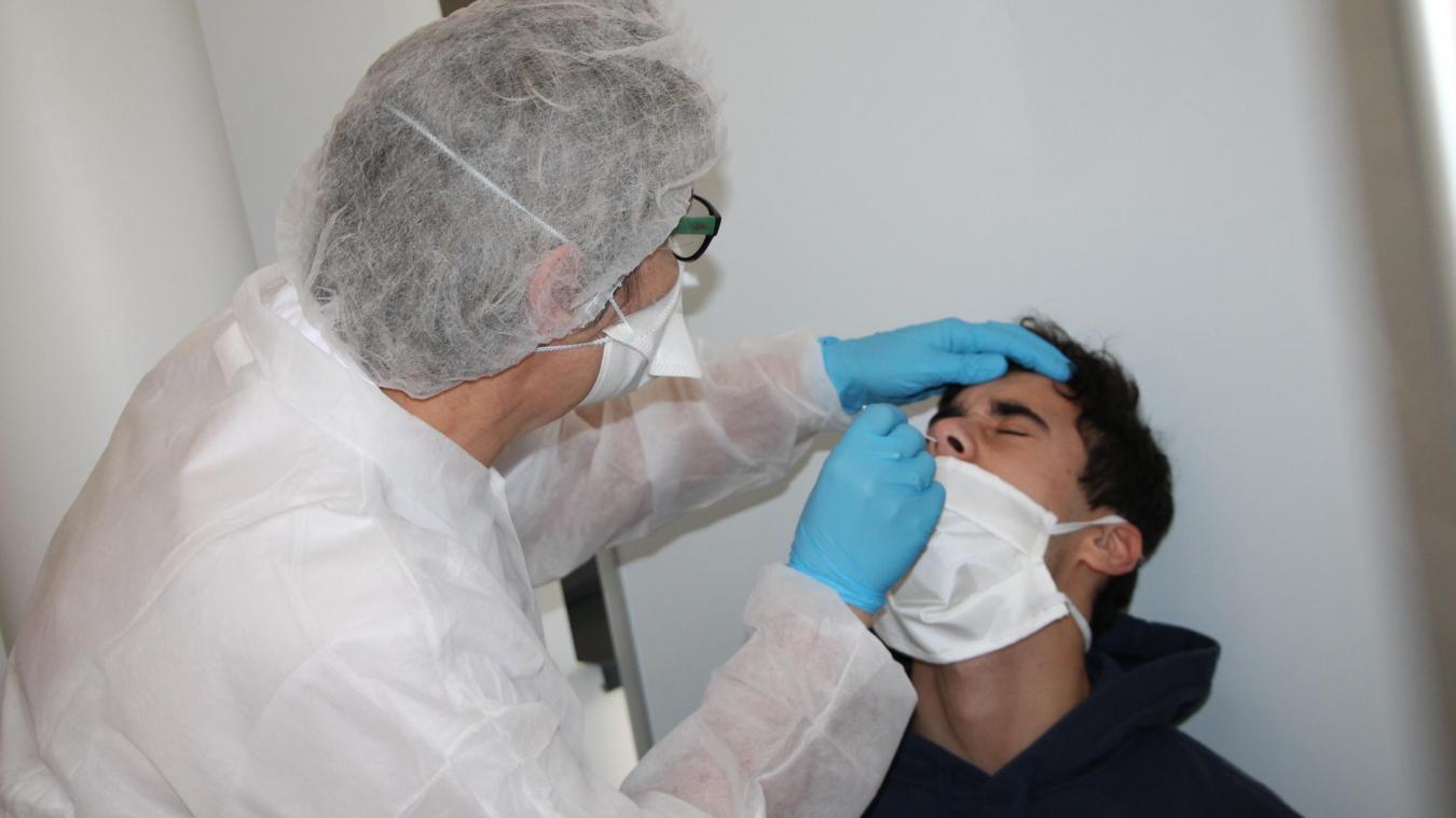 La campagne de tests antigéniques se déroulera sur trois jours.