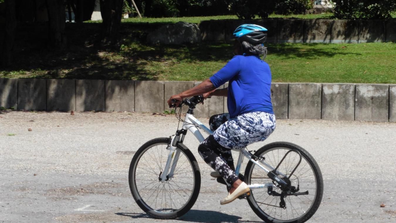 Aujourd'hui, la pratique du cycle dans les déplacements quotidiens est inférieure à 2% sur notre territoire.