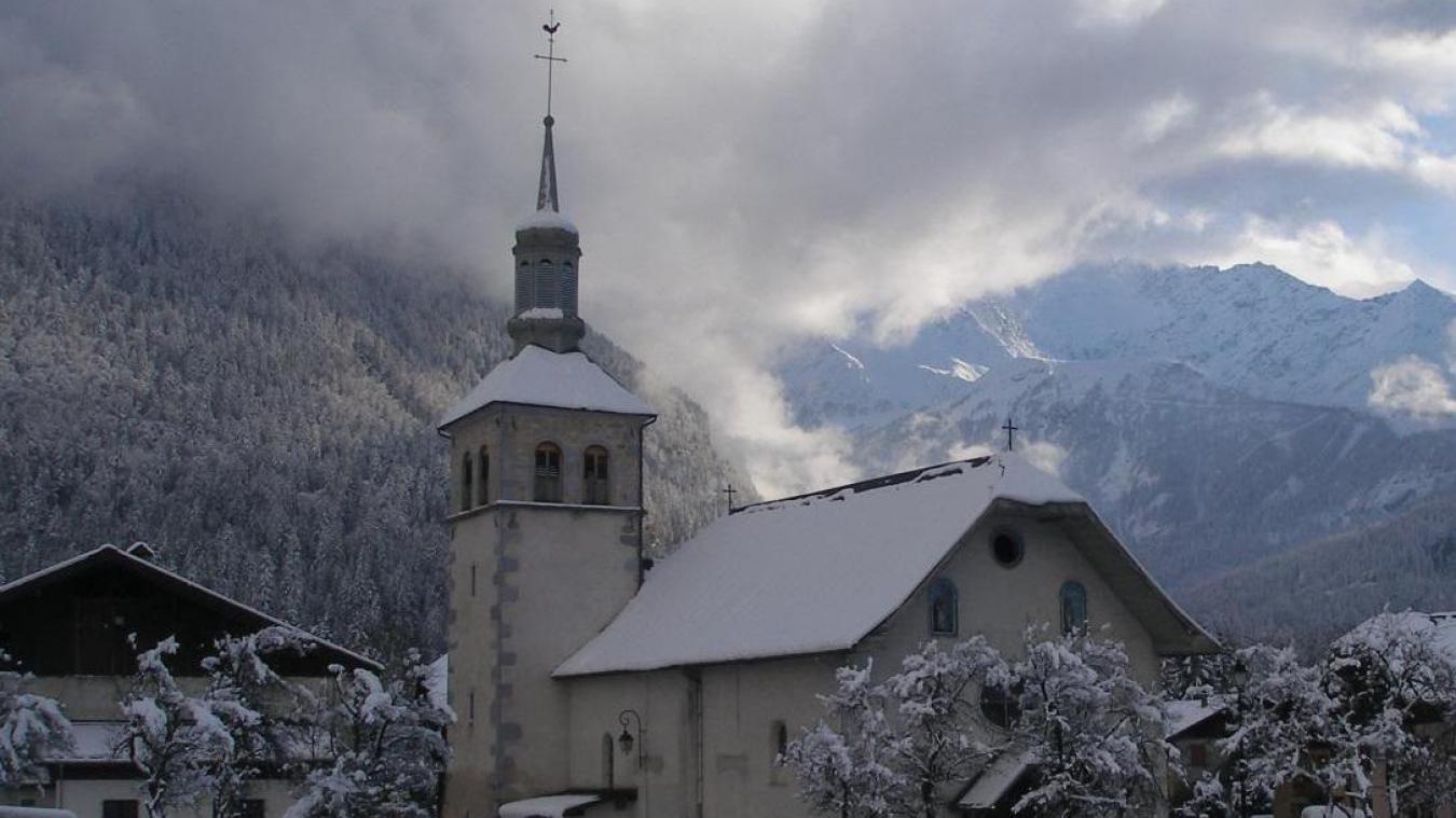 L'église Saint-Loup de Servoz a été retenue par la fondation du patrimoine et la mission Stéphane Bern.