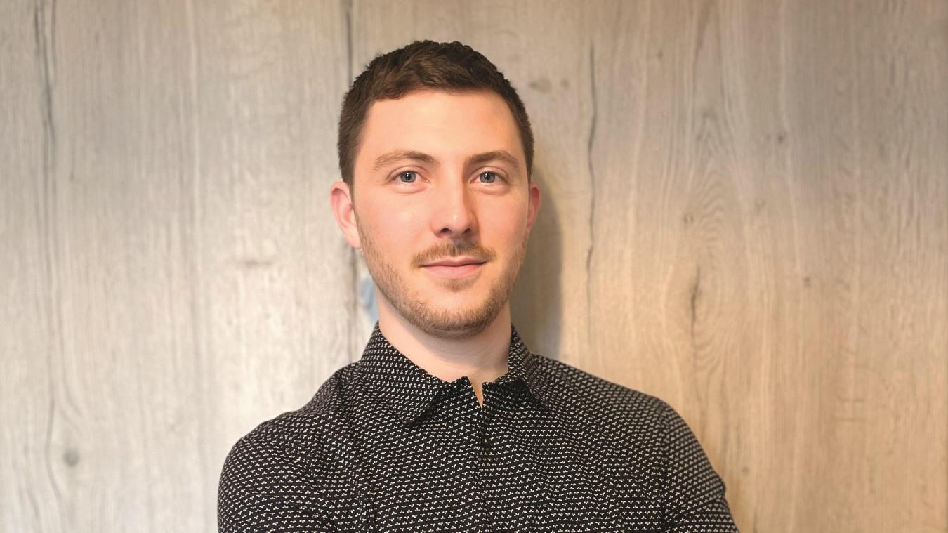 Romain Lutters devient le nouveau directeur commercial du groupe Le Messager.