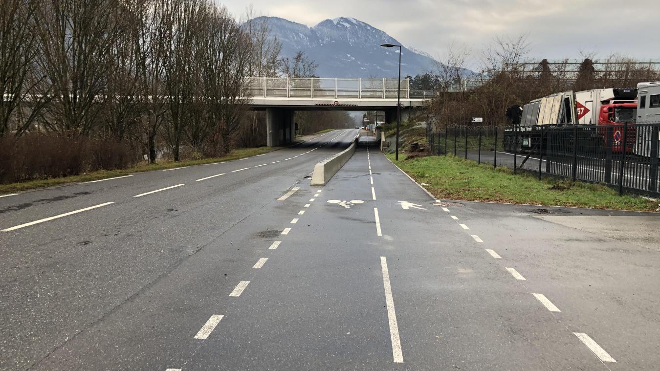 À Saint-Pierre-en-Faucigny, le réseau de pistes cyclables avance à grands pas