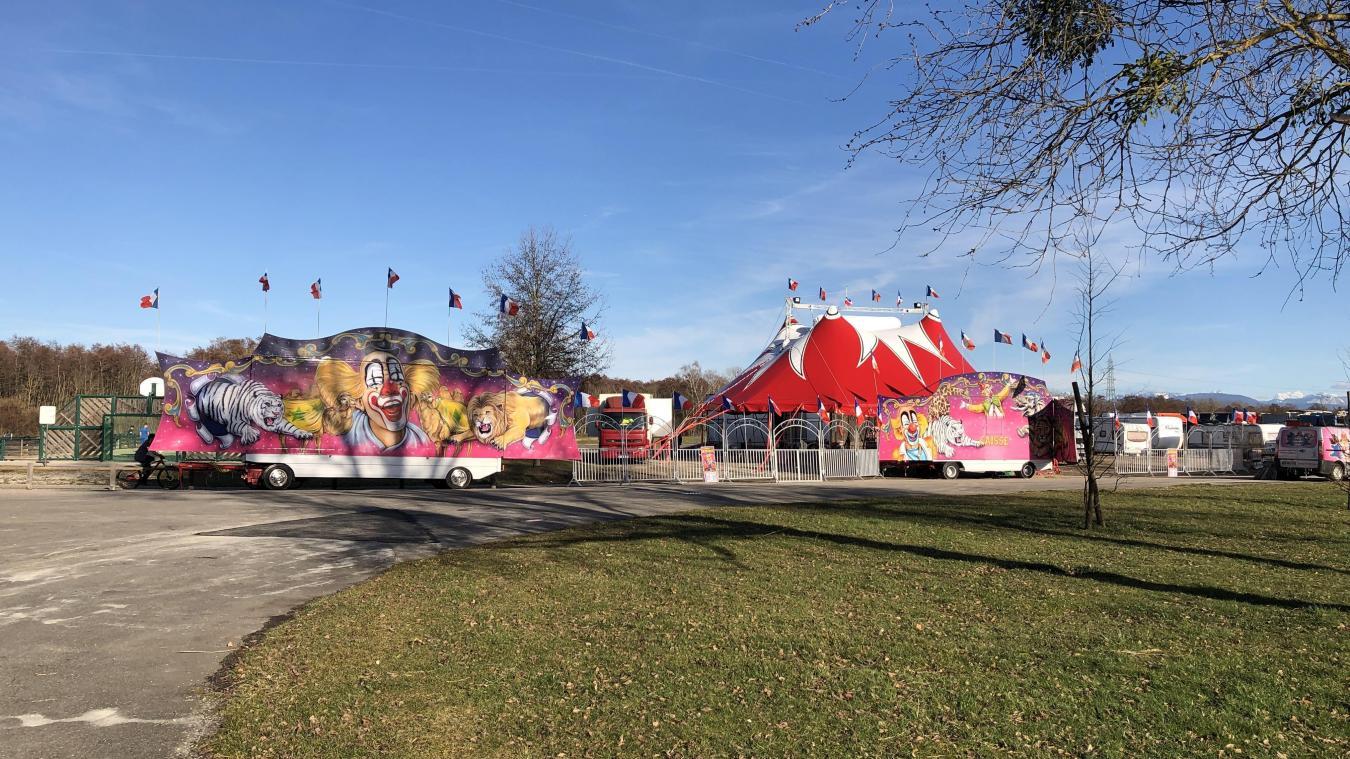 En début d'année, le cirque Dupeyron avait déjà opposé la mairie et l'association.