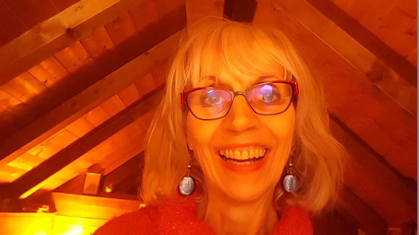 Installée dans la vallée depuis 1987, Mireille Infray a concrétisé son rêve de venir vivre en Savoie.
