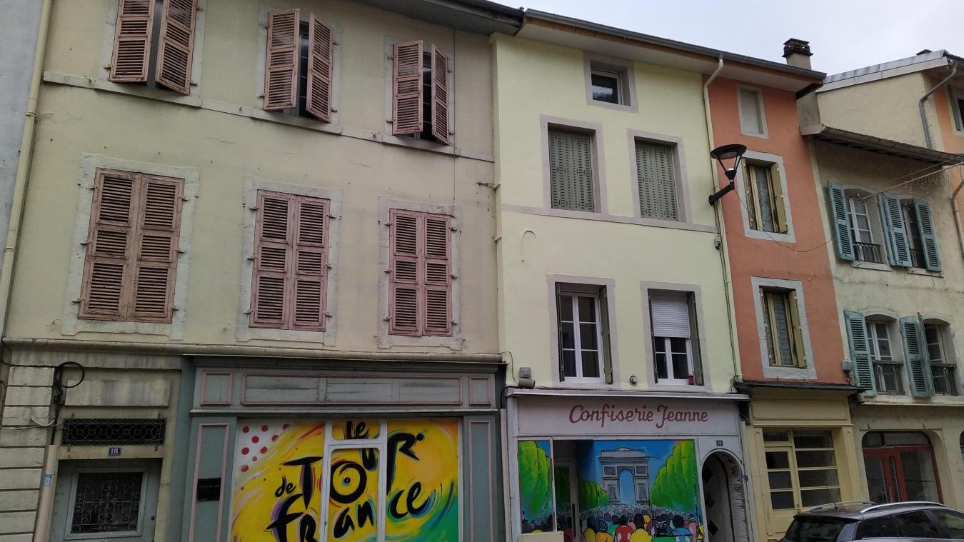 Des aides vont être apportées pour le ravalement des façades.