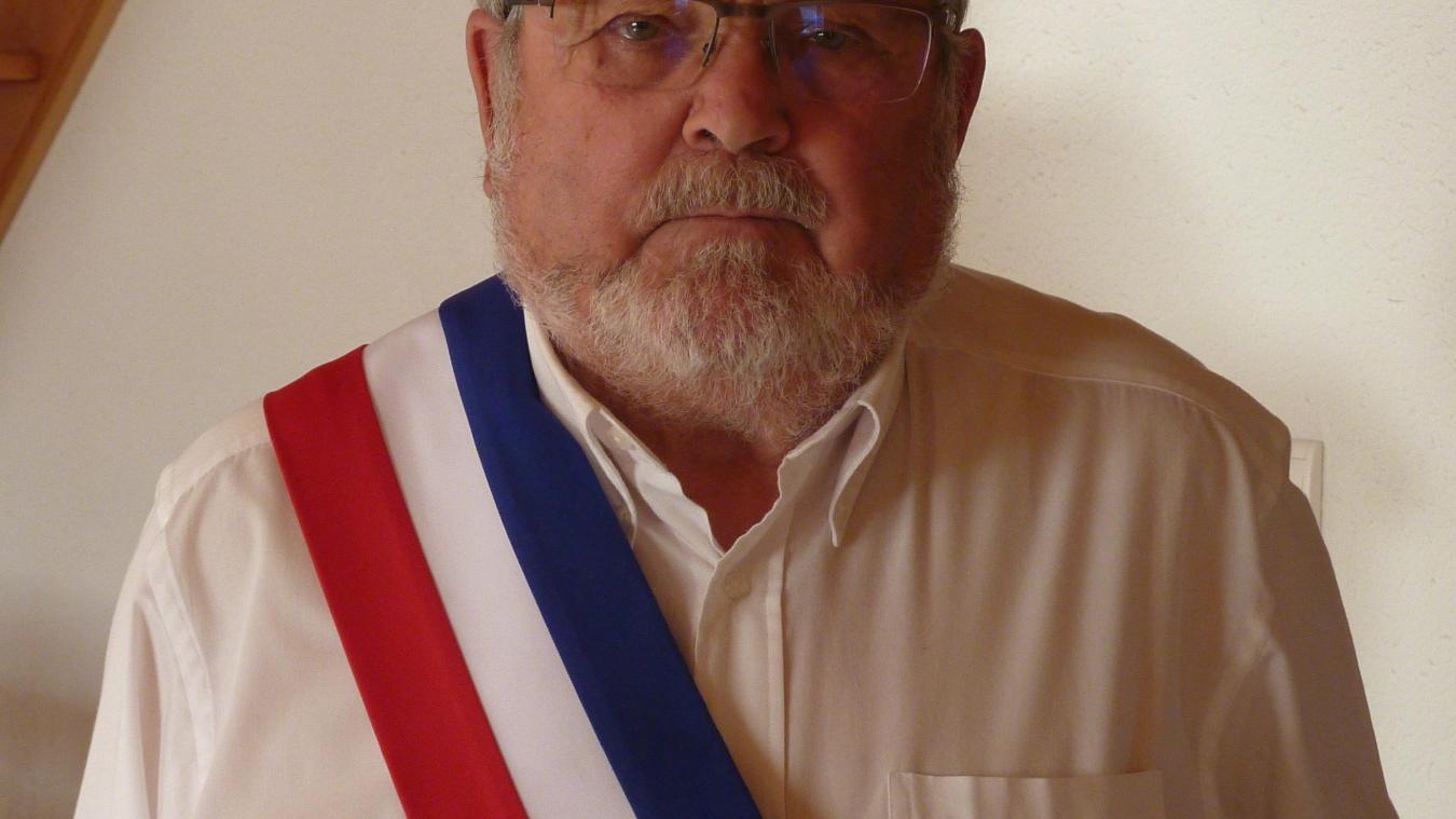 Yvon Huyvaert a notamment mené à bien la fusion des communes de Lalleyriat et du Poizat.