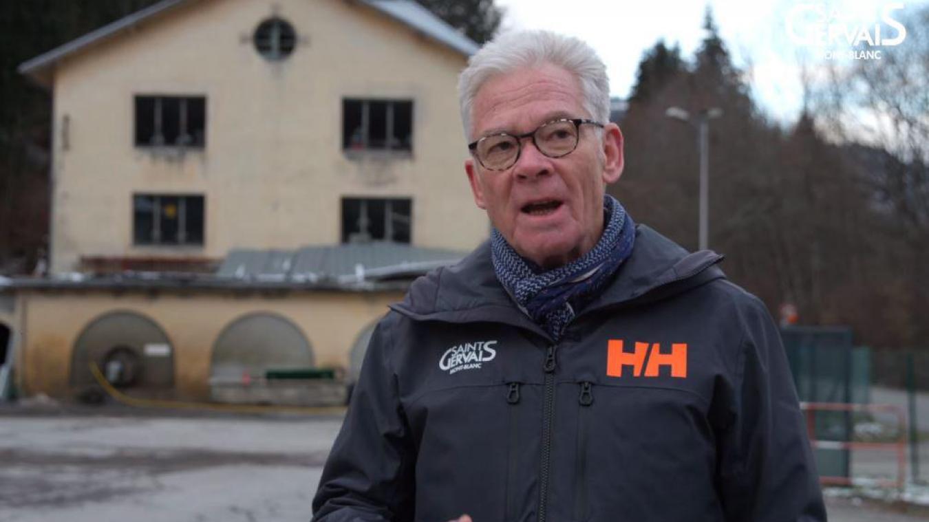 Pour Jean-Marc Peillex, maire de Saint-Gervais-les-Bains: «Nous ne sommes que des invités sur cette planète»