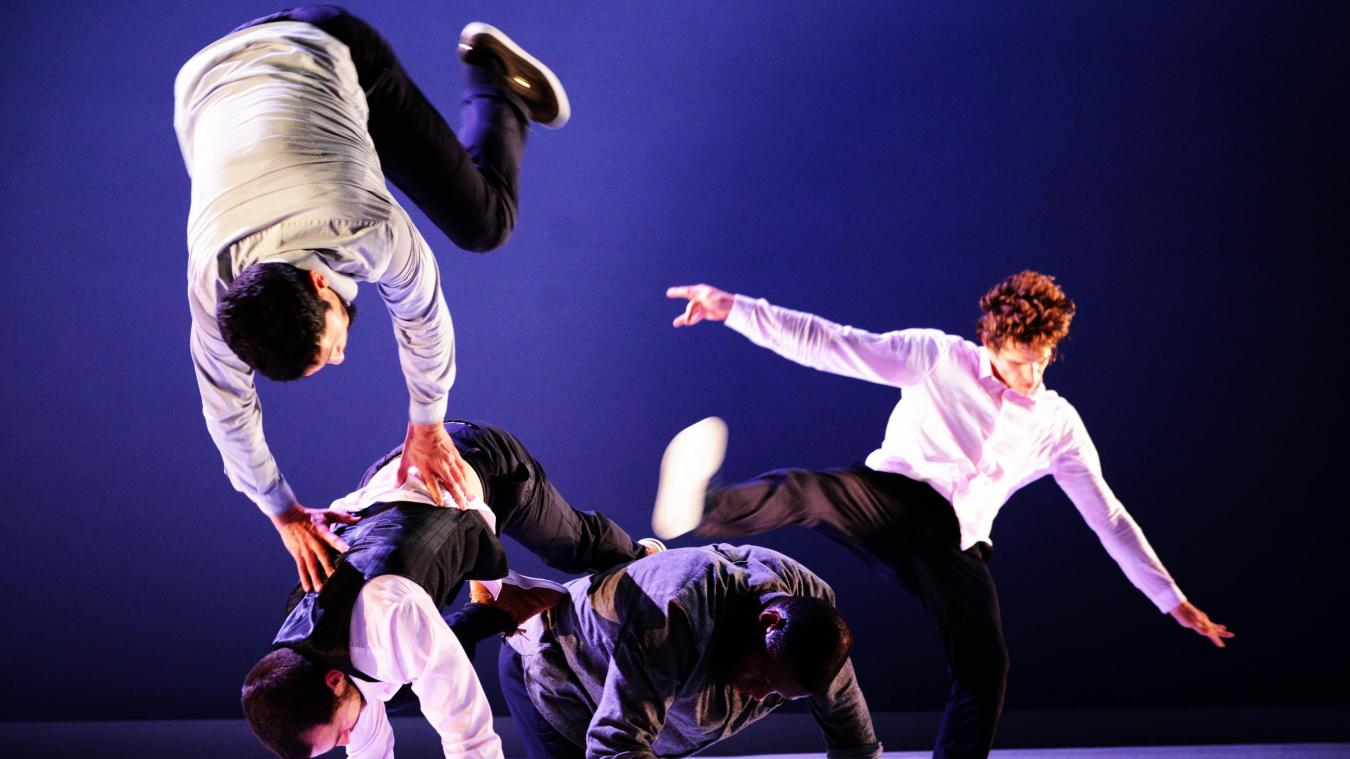 Le spectacle de danse Allegria pourrait être la première représentation de l'année de la MAL.