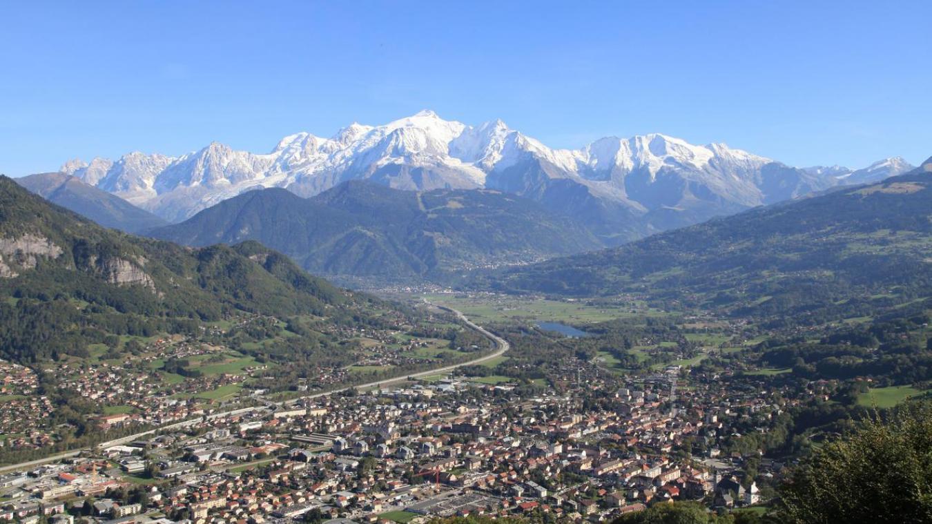 Sallanches fait partie des 18 communes du département à avoir été sélectionnées. ©Gasdub