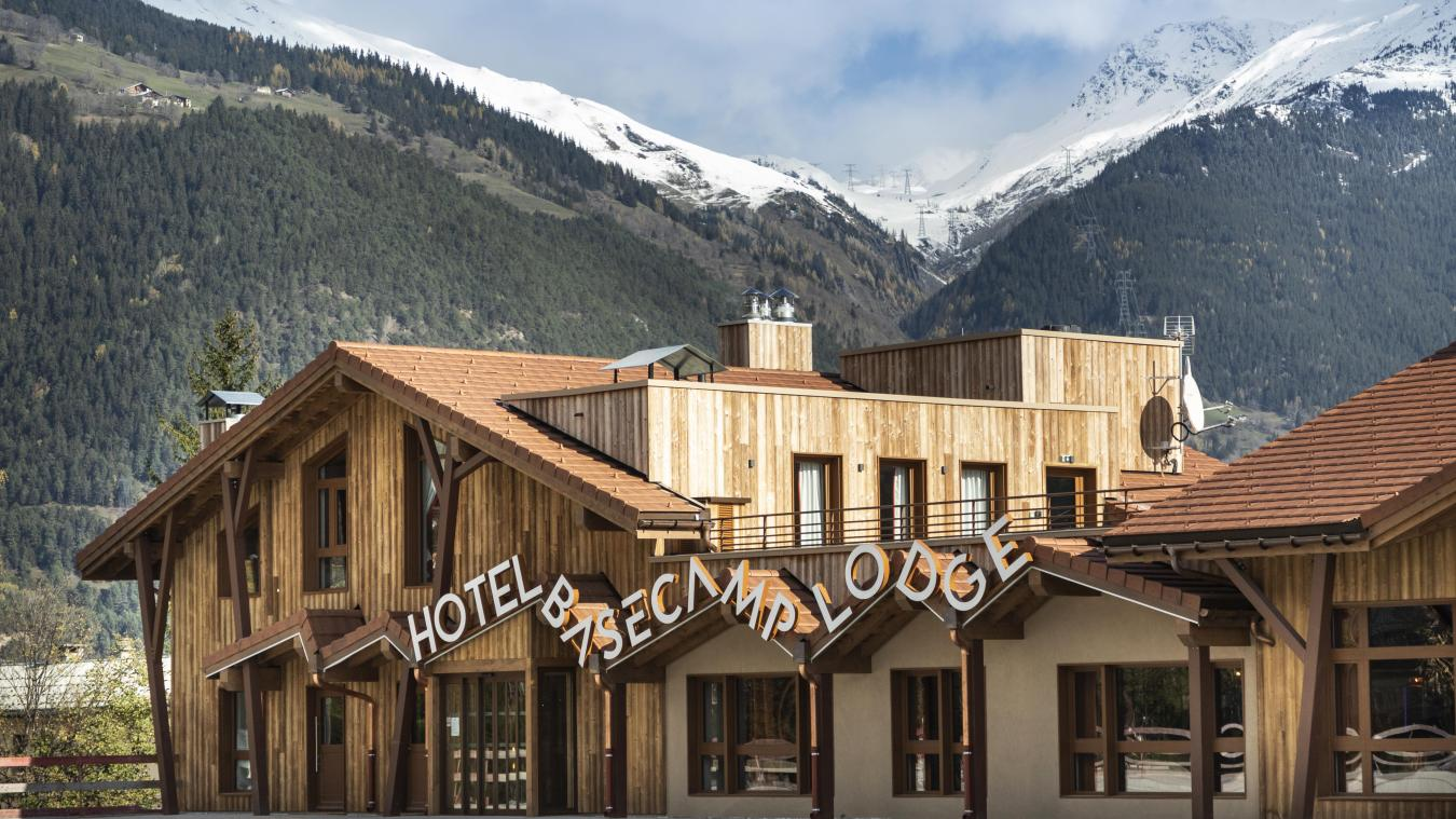 Escapade au Base Camp Lodge aux Arcs-Bourg Saint Maurice