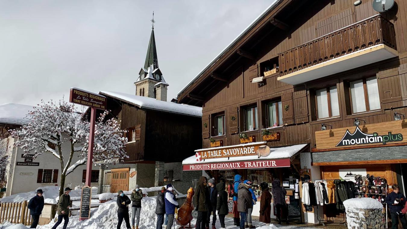 Praz-sur-Arly, l'exemple de la station de moyenne montagne qui limite la casse