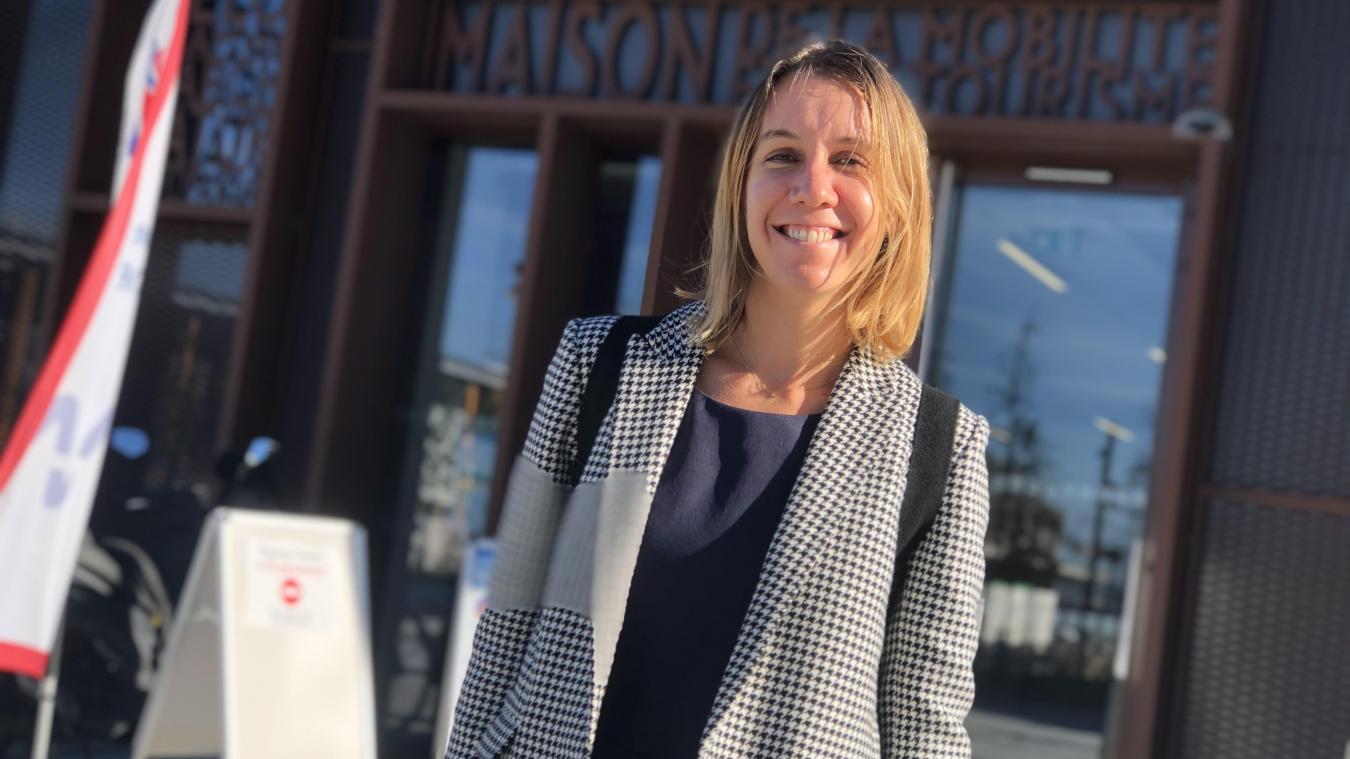 Amélie Le Fauconnier est directrice de TP2A depuis octobre 2020.
