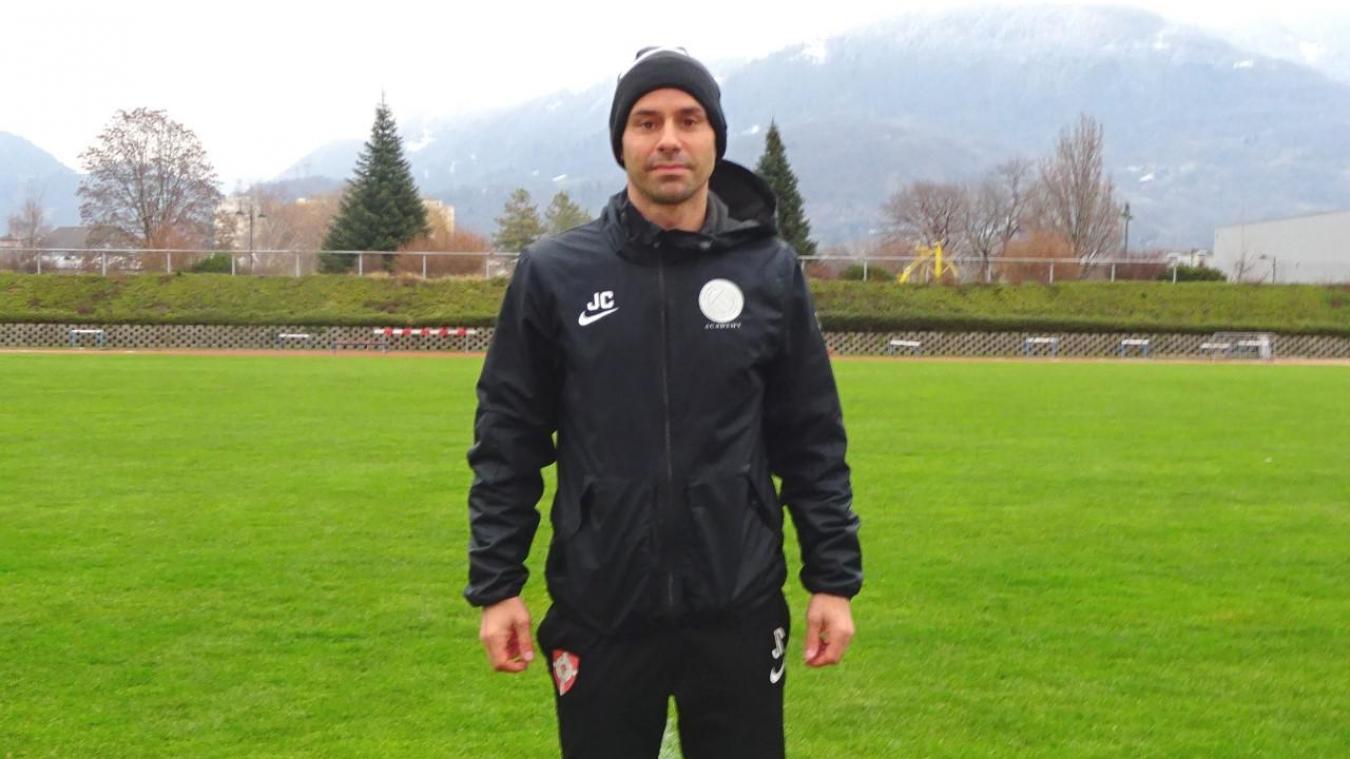 Johan est plein d'ambition pour son activité en Suisse et pour l'avenir de l'UOA « qui doit conforter sa structure ».