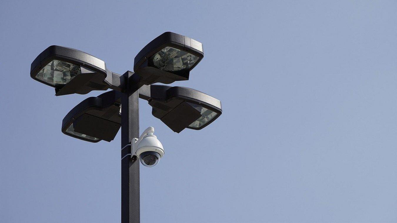 Huit nouveaux secteurs seront équipés de caméras.