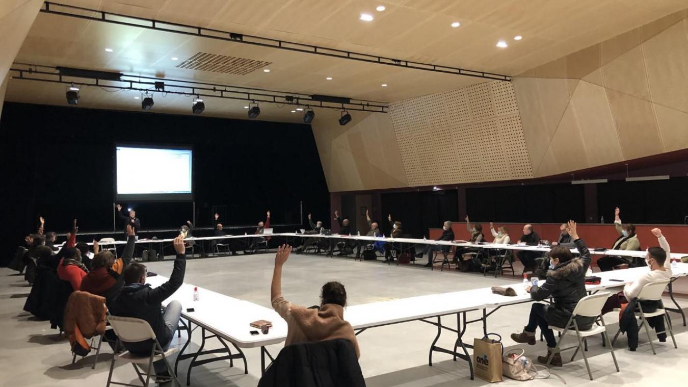 Vingt-deux conseillers municipaux de Bons sur 26 ont refusé l'emplacement du lycée souhaité par la Région.