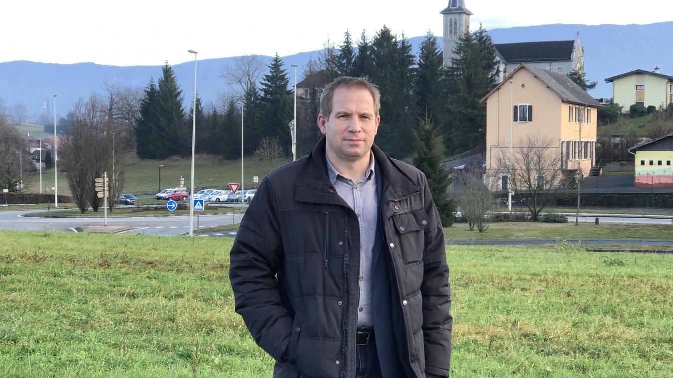 Conseiller municipal depuis 2008, Franck Bogey était premier adjoint aux travaux sur le précédent mandat.