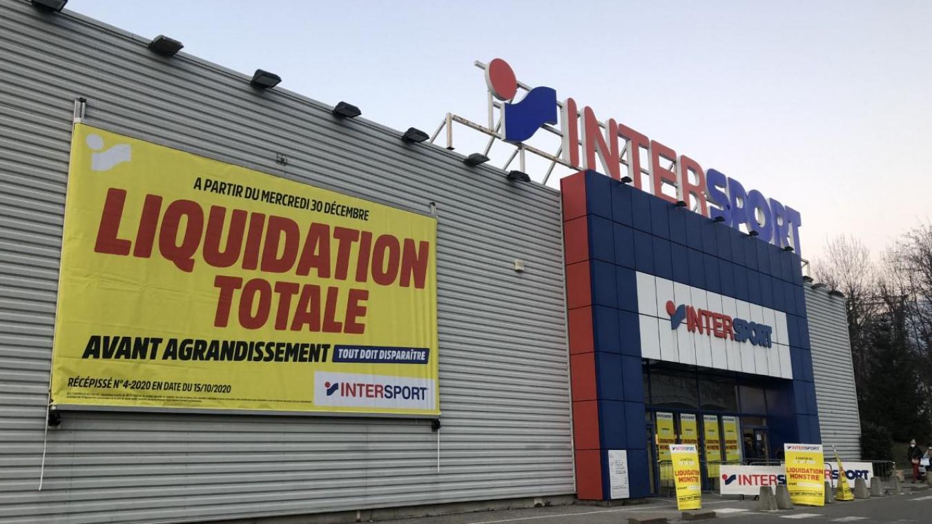 Albertville: Intersport rachète Laurent Tissus et accroît sa surface de 800m2