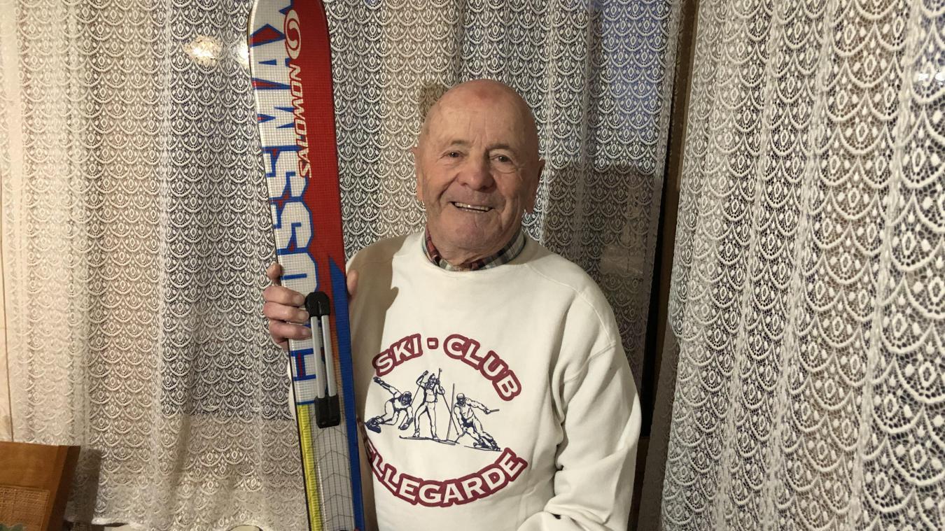 Denis est membre du ski-club de Bellegarde depuis 1961. Il était auparavant au ski-club de Giron, bien sûr !
