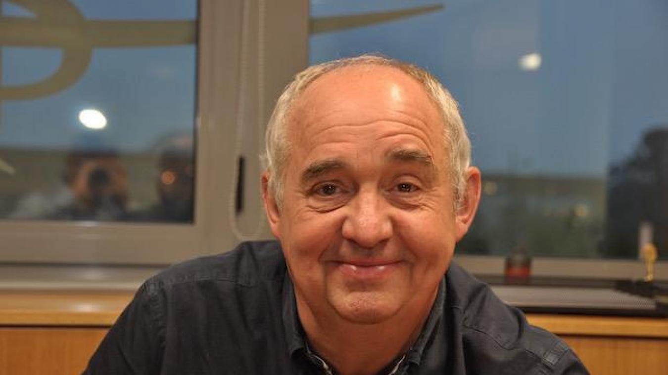 René-Pierre Labarrière est président du conseil de l'ordre des médecins de Haute-Savoie depuis 18 ans.
