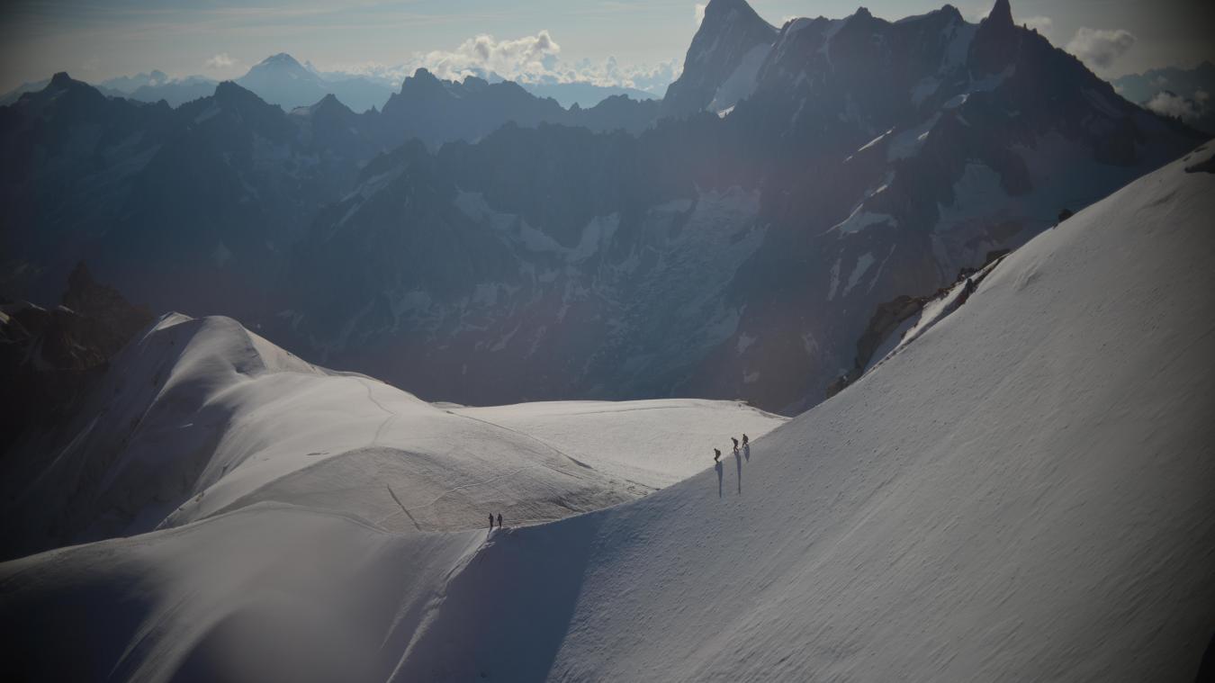 Haute-Savoie: fort risque d'avalanche sur tous les massifs ce week-end