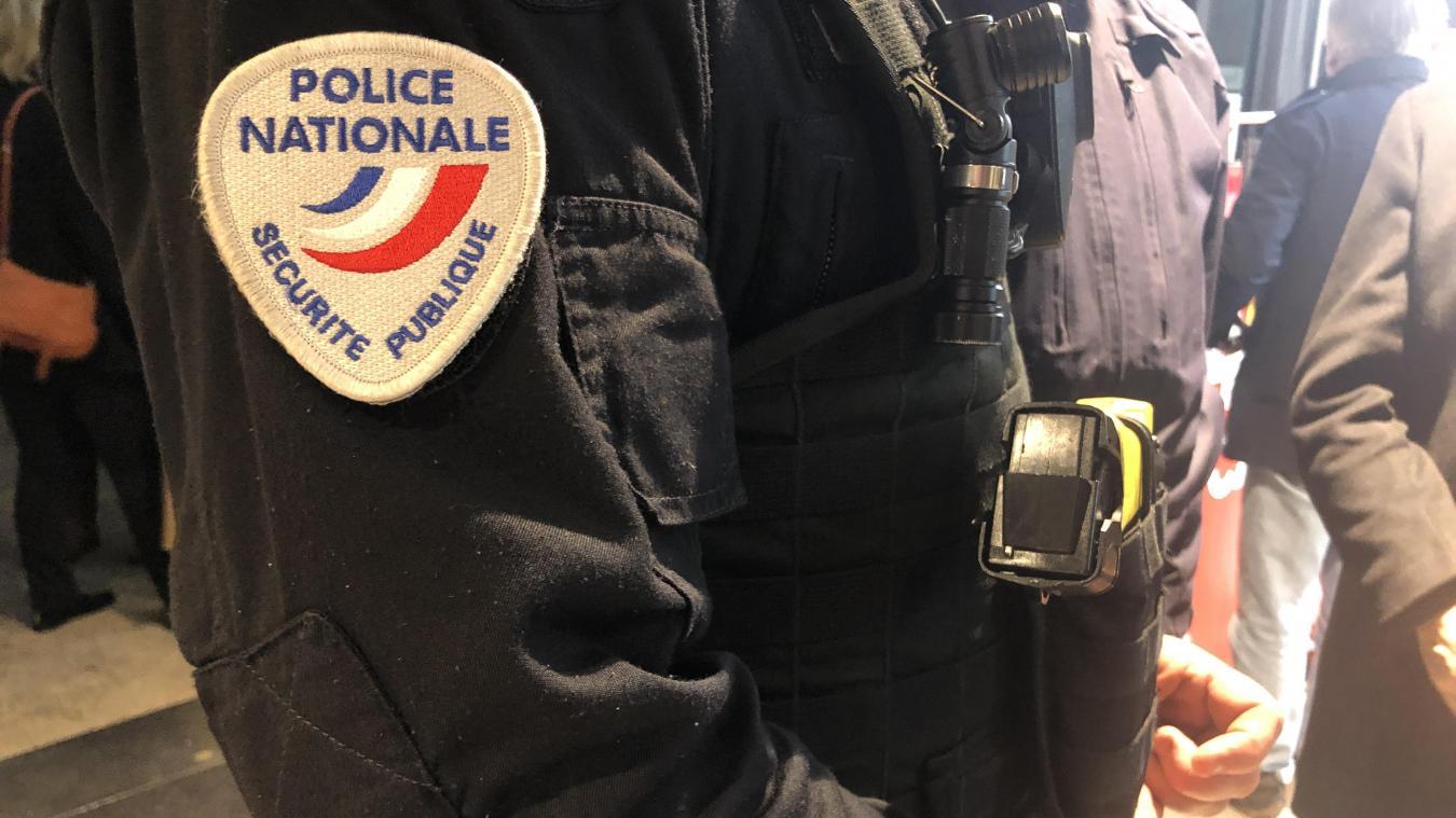Les policiers de Chambéry ont eu fort à faire.