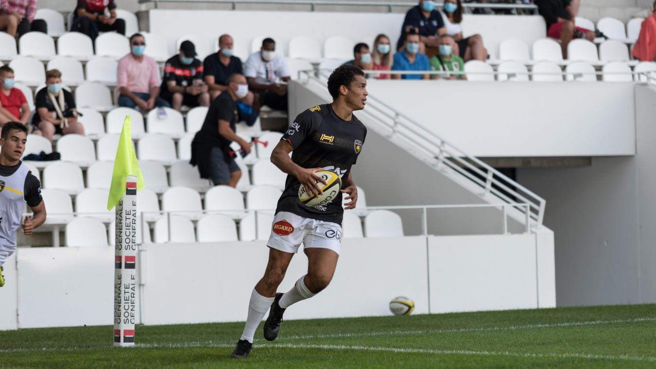 Annemasse : Malcom Bertschy, du Perrier au rugby pro