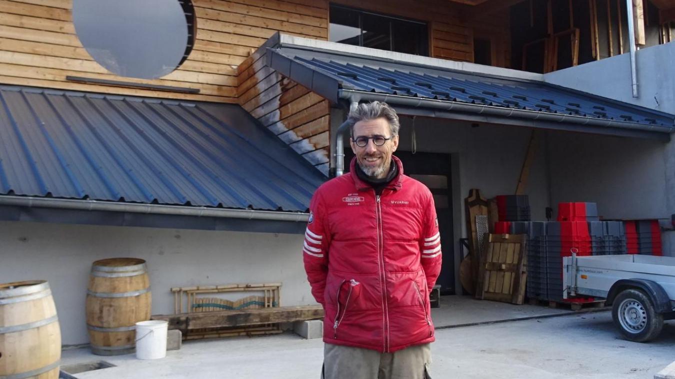 L'interview décalée: Jean-Yves Péron, œnologue, viticulteur