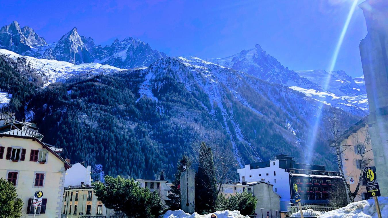 Dans les stations du Pays du Mont-Blanc et du Grand Massif... le désespoir des commerçants