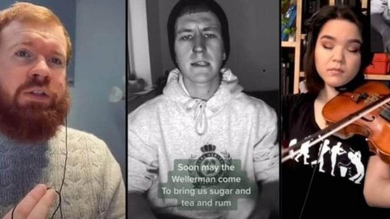 Un chant de marins devient un phénomène grâce à des internautes sur TikTok