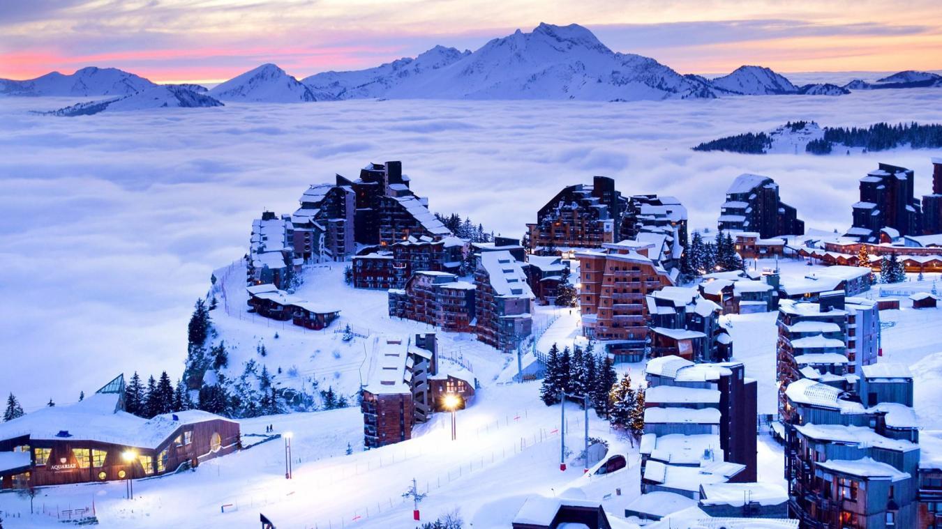 «Nous faisons face à des chutes de neige importantes: il faut sécuriser le domaine skiable, surveiller nos équipements, déneiger les parkings...», indique Thomas Faucheur.
