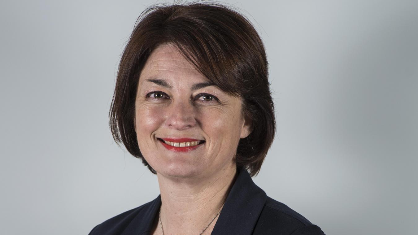 Béatrice Berthoux est vice-présidente de la Région déléguée aux lycées.