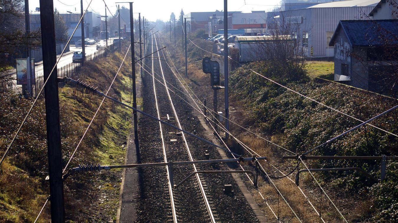 Le doublement de la voie ferrée devrait apporter une plus grande souplesse dans les déplacements.