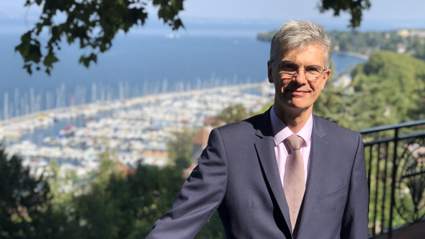 Christophe Arminjon envisage plusieurs pistes pour tenter de réduire le nombre de logements vacants.